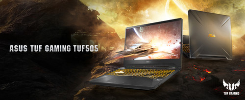 ASUS TUF FX505DU-WB72 Gaming Laptop with 15.6???? Full HD, AMD Ryzen 7 R7-3750H processor, GeForce GTX 1660 Ti 6 GB Graphics card, 8GB DDR4 RAM, 256GB PCIe SSD, Windows 10 Home