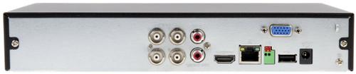 Dahua Video Surveillance XVR-4104HS-X 4Ch. 1080N AHD,HD-CVI,HD-TVI,CVBS DVR/NVR