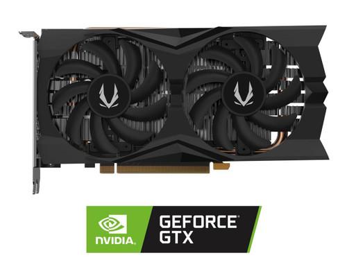 ZOTAC GAMING GeForce GTX 1660 6GB GDDR5 192-bit Gaming Graphics Card, Super Compact, ZT-T16600K-10M