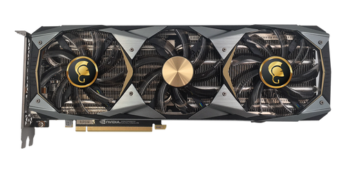 Manli GeForce RTX™ 2080 Gallardo with RGB Lights