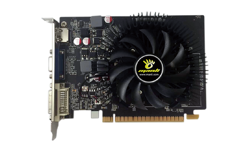 Manli GeForce® GT 730 4GB DDR3