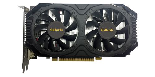 Manli GeForce® GTX1050Ti Gallardo 4GB GDDR5
