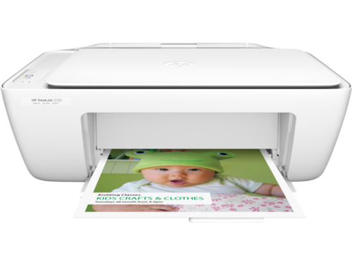 HP DeskJet 2130 All-in-One Printer (K7N77C)
