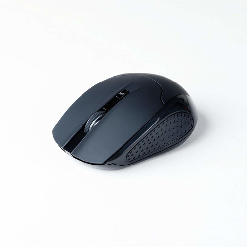 Gofreetech GFT-M002 Wireless Optical Mouse, Black