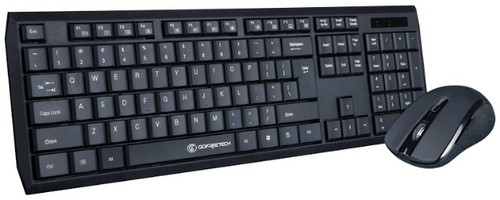 GOFREETECH GFT-S016 Wireless Keyboard and Mouse Combo