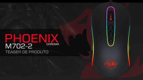Redragon M702-2 PHOENIX 10000 DPI RGB Gaming Mouse