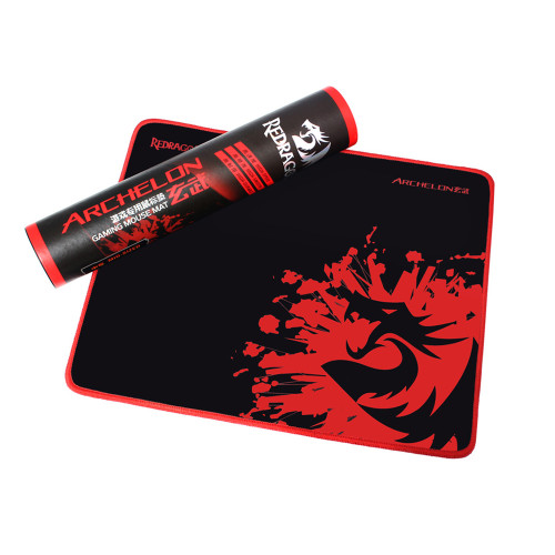 Redragon P001 ARCHELON Gaming Mouse Pad, Stitched Edges, Waterproof, Ultra Thick Silky Smooth 12.99 x 10.24 x 0.2 inches (Large-Size)
