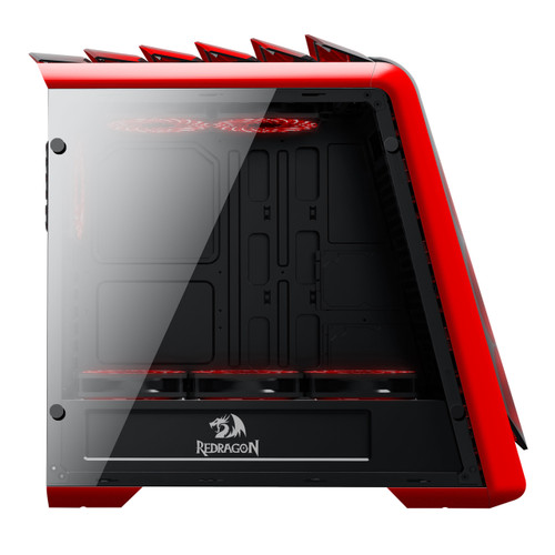 Redragon RD-GC-701 JETFIRE Gaming Chassis