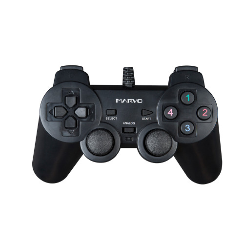 MARVO SCORPION GT-006 USB, VIBRATION GAMEPAD FOR PC