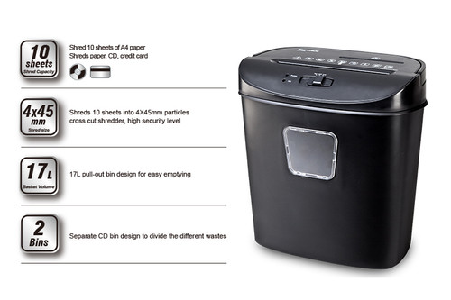 ONYX OX7400 Paper Shredder