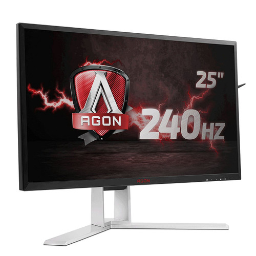 "AOC AGON AG251FZ 63.5 cm (25"") LED LCD Monitor - 16:9-1 ms - 1920 x 1080-16.7 Million Colours"