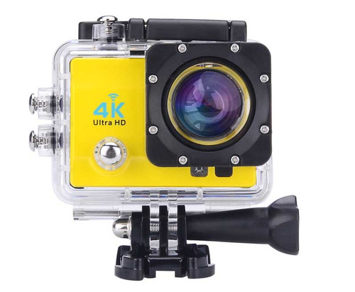 Sport Camera SJ8000 4K Wifi Ultra HD water resistant action camera