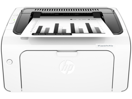 Printer HP LaserJet Pro M12w Wireless (T0L46A)