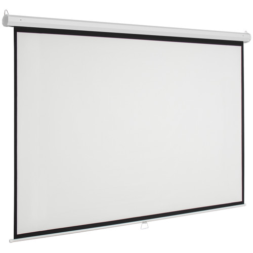 Manual Projector Wall Screen 200 x 200 cm
