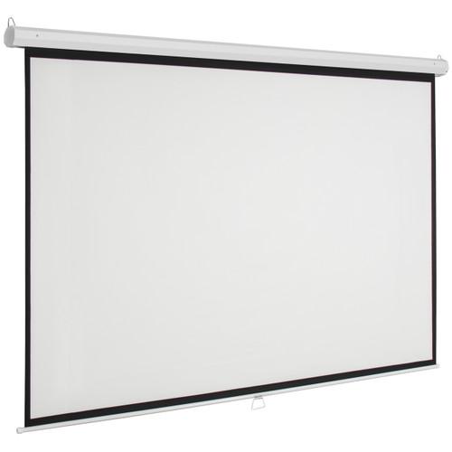 Manual Projector Wall Screen