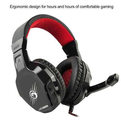 MARVO Headset H8329 WIRED, STEREO GAMING HEADSET Details