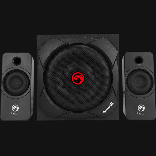 MARVO  SCORPION SG-260 AC POWERED STEREO SPEAKERS