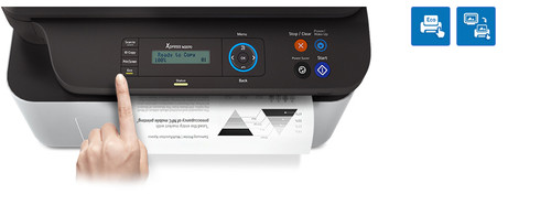 Printer SAMSUNG XPRESS M2070, SL-M2070