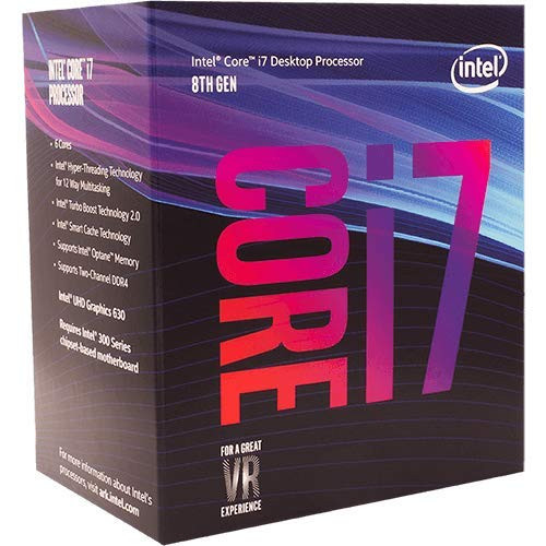 Intel® Core™ i7-8700 Processor 8th Generation