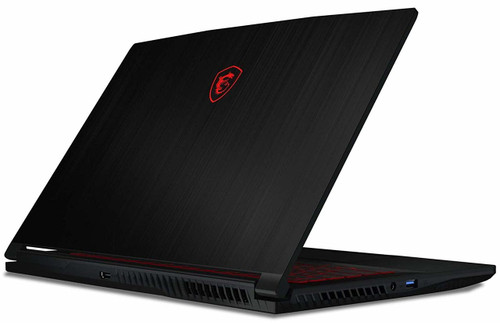 "MSI GF63 8RD-066 (8th Gen Intel Core i7-8750H, 16GB DDR4 2400MHz, 1TB HDD, NVIDIA GeForce GTX 1050 Ti 4GB, 15.6"" Full HD Display, Windows 10 Home) Gaming Laptop"