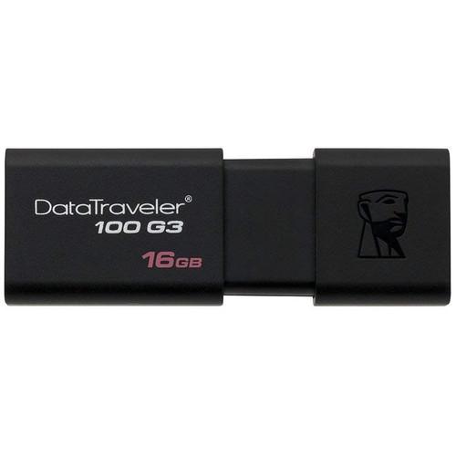 Kingston USB 16GB USB 3.0 DataTraveler (DT100G3/16GB)