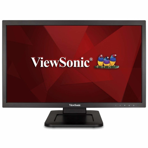 ViewSonic TD2220 22 Inch 1080p Dual-Point Optical Touch Screen Monitor with DVI and VGA
