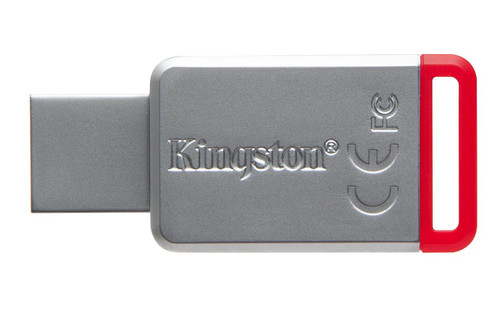 Kingston Digital 32GB USB 3.0 Data Traveler 50, 110MB/s Read, 15MB/s Write (DT50/32GB)