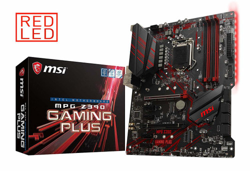 Motherboard MSI Z390 GAMING PLUS 911-7B51-011