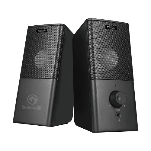 MARVO SCORPION SG-117 USB POWERED STEREO SPEAKERS