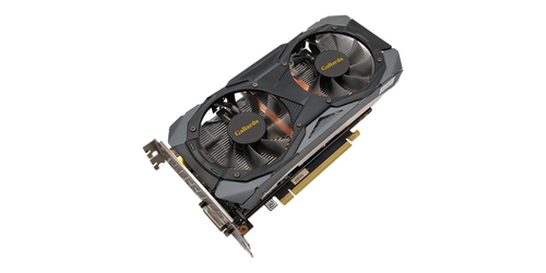 VGA Manli GeForce® GTX 1660 6GB GDDR5 Gallardo