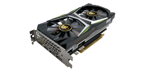 VGA Manli GeForce RTX™ 2060 6GB GDDR6 Gallardo