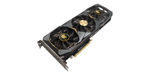 VGA Manli GeForce RTX™ 2080 Ti 11GB GDDR6 Gallardo with RGB Lights
