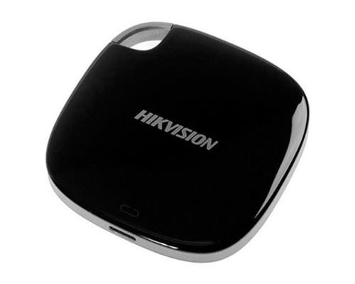 Hikvision HS-ESSD-T100I/240G External SSD 120GB Piano Black - USB 3.1