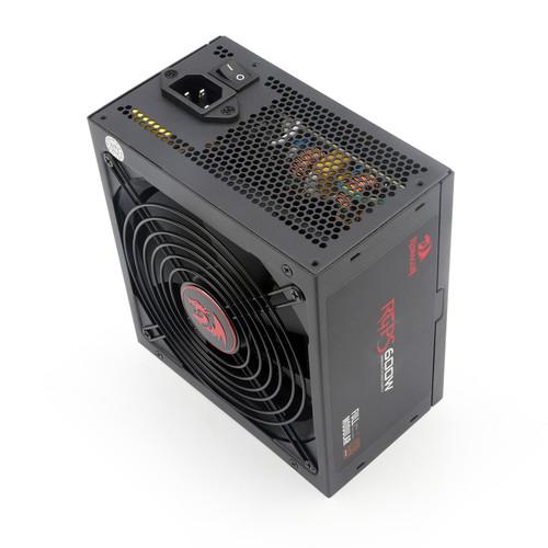 REDRAGON PS003 600w FULL MODULLAR Gaming Power Supply