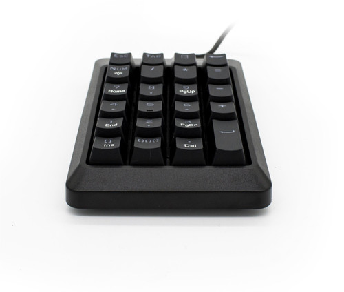 GoFreetech K009 Mechanical Numeric Keypad (Black)