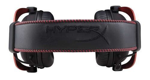 HyperX Cloud II Gaming Headset - 7.1 Surround Sound - Memory Foam Ear Pads - Durable Aluminum Frame - Multi Platform Headset - Works with PC, PS4, PS4 PRO, Xbox One, Xbox One