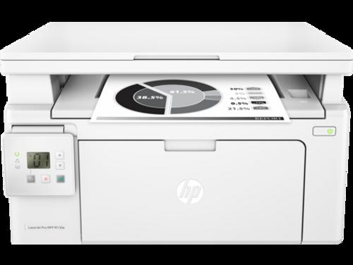 Printer HP LaserJet Pro MFP M26a (T0L49A)