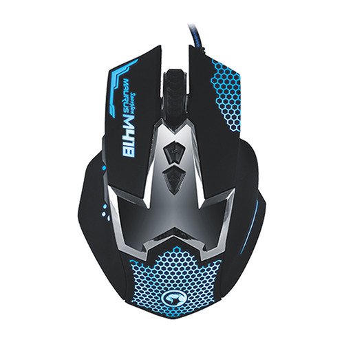 MARVO SCORPION M418 BACKLIT,OPTICAL GAMING MOUSE