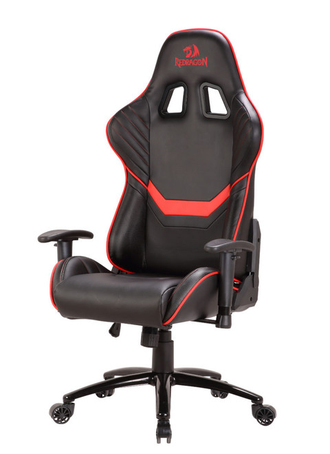 Redragon Gaming Chair Black-Red C201 COEUS