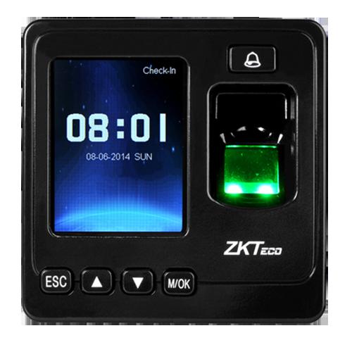 ZKT SF100 Fingerprint Access Control and Time Attendance Terminal