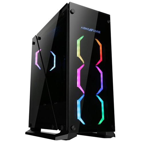 ase ABKO-N-CORE TENGRI 550 Tempered Glass Professional Gaming Series