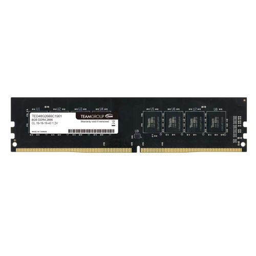 RAM Team Elite  8GB, 16GB DDR4 2666Mhz Desktop Memory