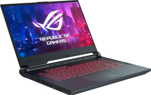 "Asus ROG Strix G G531GT-BQ164T i7-9750H 2.5GHz/16GB/512GB SSD/GeForce GTX 1650 4GB/15.6"" FHD/Windows 10/Black with Lightbar"