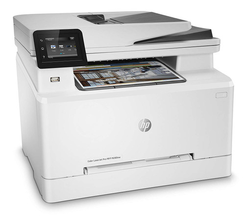 Printer HP Color LaserJet Pro MFP M280NW WIRELESS ( T6B80A ) - 3in1 ( Print, Scan, Copy )