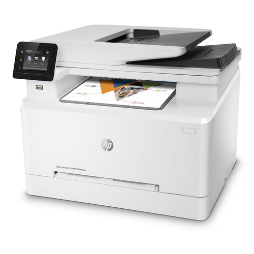 Printer HP LaserJet Pro M281fdw All in One Wireless Color Laser Printer - 4in1 ( Print, Scan, Copy Fax )