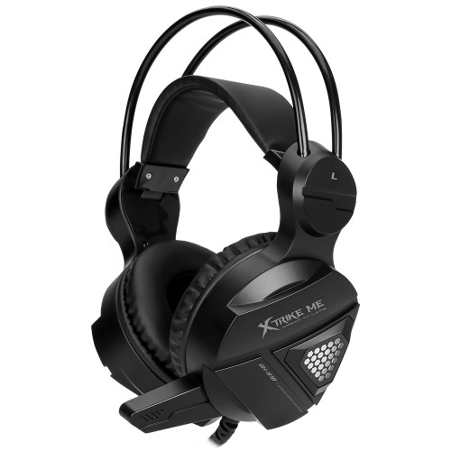 Xtrike GH-918 Gaming HEADSET 7.1 SURROUND, Compatibility: PC, consoles (PS4, Xbox One)