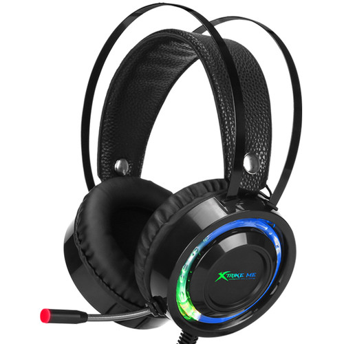 Xtrike GH-708 Gaming HEADSET BACKLIT STEREOSuitable for PC and PS4,phone XBOXONE