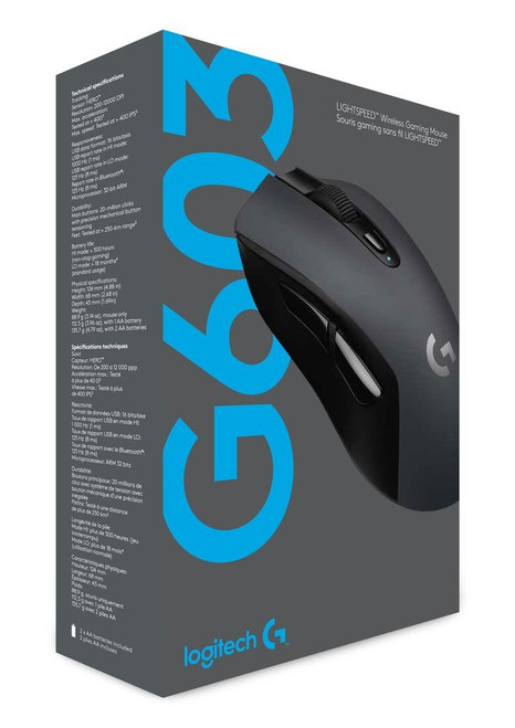 Logitech G603 LIGHTSPEED Wireless Gaming Mous