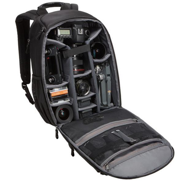 BAG CASE LOGIC BRBP-106 Black BRYKER CAMERA/DRONE LARGE BACKPACK (view)
