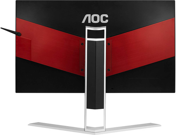 "AOC AGON AG241QX 24"" Gaming Monitor, QHD 1440P, G-Sync Compatible + Adaptive-Sync, 144Hz, 1ms, Quickswitch Keypad, Vesa"